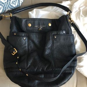 ✨Marc by Marc Jacobs leather hobo bag